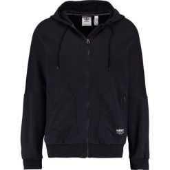Adidas Originals Bluza rozpinana black. Kardigany męskie adidas Originals, z bawełny. W wyprzedaży za 341.10 zł.