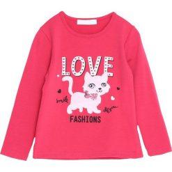Różowa Bluzka Pink Peony. Czerwone bluzki dla dziewczynek Born2be. Za 29.99 zł.