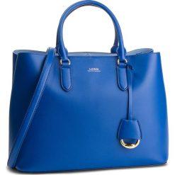 Torebka LAUREN RALPH LAUREN - Dryden 431697680012 Cosmic Blu. Niebieskie torby na ramię damskie Lauren Ralph Lauren. Za 1,519.00 zł.