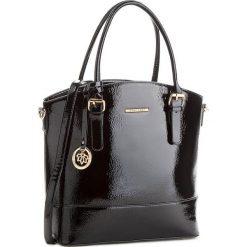 Torebka JENNY FAIRY - RC9488A Black. Czarne torby na ramię damskie Jenny Fairy. Za 119.99 zł.
