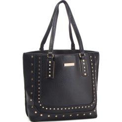 Torebka MONNARI - BAG4870-020 Black. Czarne torebki do ręki damskie Monnari, ze skóry ekologicznej. W wyprzedaży za 199.00 zł.