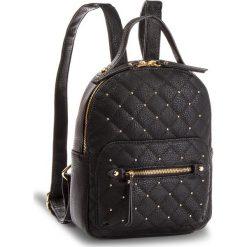Plecak JENNY FAIRY - RC15266 Black. Czarne plecaki damskie Jenny Fairy, ze skóry ekologicznej, klasyczne. Za 99.99 zł.