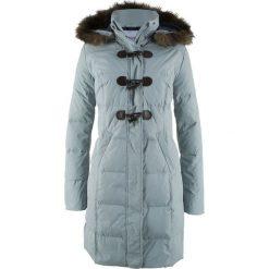 Płaszcz pikowany (lekki puch) bonprix srebrnoszary. Płaszcze damskie marki FOUGANZA. Za 279.99 zł.