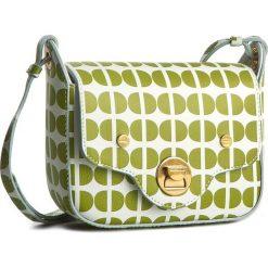 Torebka COCCINELLE - YV3 Minibag C5 YV3 12 58 15 Clessidra 084. Zielone listonoszki damskie Coccinelle, ze skóry. W wyprzedaży za 559.00 zł.