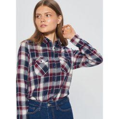 Koszula z kieszeniami - Bordowy. Koszule damskie marki SOLOGNAC. W wyprzedaży za 49.99 zł.