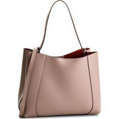 Torebka CREOLE - K10523  Pudrowy Róż. Czerwone torby na ramię damskie Creole. Za 299.00 zł.