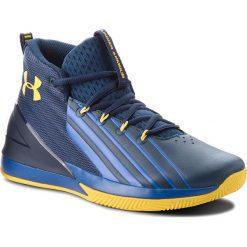 Buty UNDER ARMOUR - Ua Lockdown 3 3020622-400 Nvy. Niebieskie buty sportowe męskie Under Armour, z materiału. W wyprzedaży za 239.00 zł.