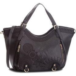 Torebka DESIGUAL - 18WAXPB5 2000. Czarne torebki do ręki damskie Desigual, ze skóry ekologicznej. W wyprzedaży za 239.00 zł.