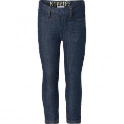"""Dżinsy """"Bixby"""" w kolorze niebieskim. Niebieskie jeansy dla chłopców marki Noppies Baby. W wyprzedaży za 62.95 zł."""