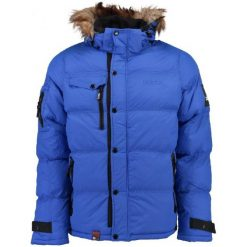 Geographical Norway Kurtka Męska Bonap L Niebieski. Niebieskie kurtki męskie Geographical Norway, na zimę. W wyprzedaży za 399.00 zł.