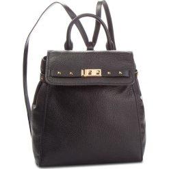 Plecak MICHAEL MICHAEL KORS - Addison 30T8GZFB2L  Black. Czarne plecaki damskie MICHAEL Michael Kors, ze skóry, klasyczne. Za 1,529.00 zł.