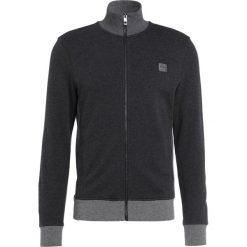BOSS CASUAL ZOOMS Bluza rozpinana mottled grey. Bluzy męskie BOSS CASUAL, z bawełny. Za 629.00 zł.