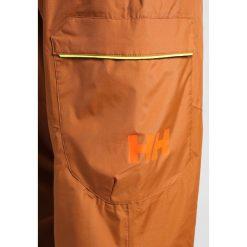 Helly Hansen SELKIRK Spodnie narciarskie cinnamon. Spodnie snowboardowe męskie marki WED'ZE. W wyprzedaży za 789.65 zł.