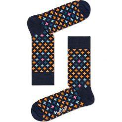 Happy Socks - Skarpety Plus. Czarne skarpety męskie Happy Socks. W wyprzedaży za 29.90 zł.