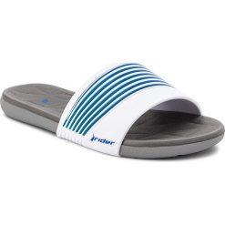 Klapki RIDER - Resort Fem 82207 Grey/White/Blue 22214. Klapki damskie marki bonprix. Za 99.99 zł.