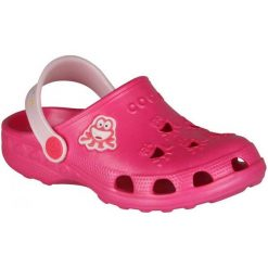 Coqui Sandały Dziewczęce Little Frogg 31,5 Różowe. Czerwone buty sportowe dziewczęce Coqui. Za 39.00 zł.