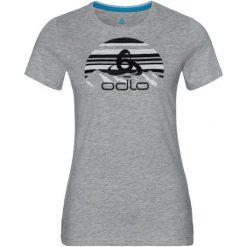 Odlo Koszulka tech. Odlo  TOP Crew neck s/s KUMANO LOGO   - 550091 - 550091/10195/S. Bluzki damskie Odlo. Za 92.03 zł.