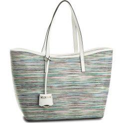 Torebka KAZAR - Palmera 32519-32-99 Kolorowy. Szare torebki do ręki damskie Kazar, w kolorowe wzory, z nubiku. W wyprzedaży za 579.00 zł.