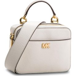 Torebka MICHAEL MICHAEL KORS - Crossbodies 32T8GF5C0L Optic White. Białe torby na ramię damskie MICHAEL Michael Kors. W wyprzedaży za 589.00 zł.