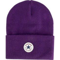 Czapka CONVERSE - 561370 Purple. Fioletowe czapki i kapelusze męskie Converse, z materiału. Za 89.00 zł.