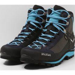 Salewa CROW GTX Obuwie górskie premium navy/ethernal blue. Trekkingi damskie Salewa. Za 969.00 zł.