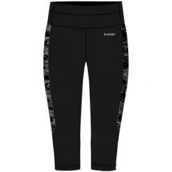 Hi-tec Spodnie damskie Lady Siba 3/4 Black/ Black Pattern r. XL. Spodnie dresowe damskie marki bonprix. Za 99.99 zł.