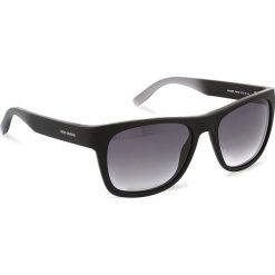 Okulary przeciwsłoneczne BOSS - 0249/S Black Grey PZP. Czarne okulary przeciwsłoneczne męskie Boss, z tworzywa sztucznego. W wyprzedaży za 429.00 zł.