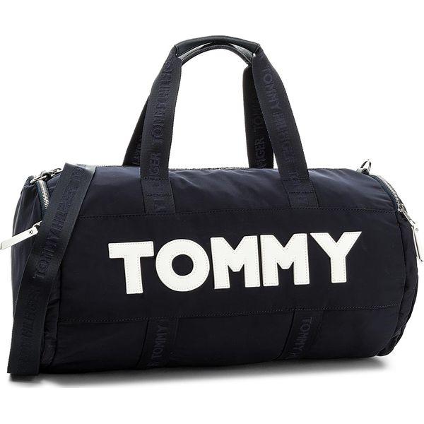 e5db8730a8fc5 Torba TOMMY HILFIGER - Tommy Nylon Duffle AW0AW04952 413 ...
