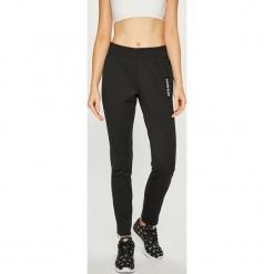 Calvin Klein Performance - Legginsy. Szare legginsy sportowe damskie Calvin Klein Performance, z bawełny. Za 399.90 zł.