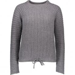 Sweter w kolorze szarym. Szare swetry damskie Gottardi, z kaszmiru, z okrągłym kołnierzem. W wyprzedaży za 173.95 zł.