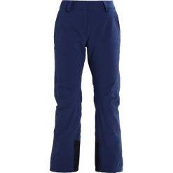 Salomon ICEMANIA  Spodnie narciarskie medieval blue. Spodnie snowboardowe damskie Salomon, z elastanu, sportowe. W wyprzedaży za 773.10 zł.