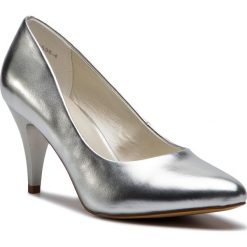 Półbuty JENNY FAIRY - W17SS536-4 Silver 1. Szare półbuty damskie Jenny Fairy, ze skóry ekologicznej, eleganckie. Za 89.99 zł.
