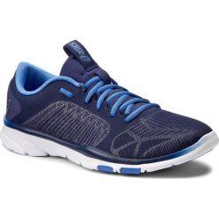 Buty ASICS - Gel-Fit Tempo 3 S752N Indigo Blue/Silver/Regatta Blue 4993. Niebieskie obuwie sportowe damskie Asics, z materiału. W wyprzedaży za 229.00 zł.