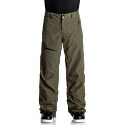 Quiksilver FOREVER GORE PT Spodnie narciarskie grape leaf. Spodnie snowboardowe męskie marki WED'ZE. W wyprzedaży za 1,061.10 zł.