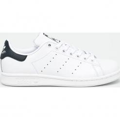 Adidas Originals - Buty Stan Smith. Szare obuwie sportowe damskie adidas Originals, z gumy. Za 399.90 zł.
