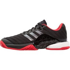 Adidas Performance BARRICADE 2018 BOOST Obuwie multicourt core black/night metallic/scarlet. Buty sportowe męskie adidas Performance, z gumy, outdoorowe. Za 699.00 zł.