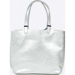 Pieces - Torebka. Szare torby na ramię damskie Pieces. W wyprzedaży za 149.90 zł.