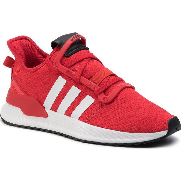 buty sportowe damskie adidas czerwone