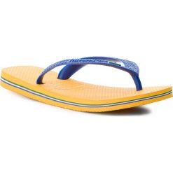 Japonki HAVAIANAS - Brasil 40000321652 Banana Yellow. Klapki damskie marki Birkenstock. Za 79.00 zł.