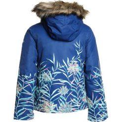 Roxy JET SKI Kurtka snowboardowa sodalite blue/garden party. Kurtki i płaszcze dla dziewczynek Roxy, z materiału. W wyprzedaży za 566.10 zł.