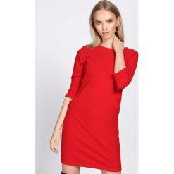 Czerwona Sukienka In The Present. Czerwone sukienki damskie Born2be. Za 79.99 zł.