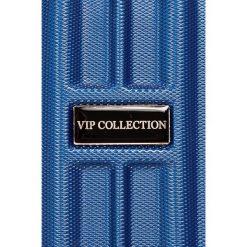 VIP COLLECTION - Walizka 29,5 L. Walizki męskie VIP COLLECTION, z materiału. W wyprzedaży za 179.90 zł.