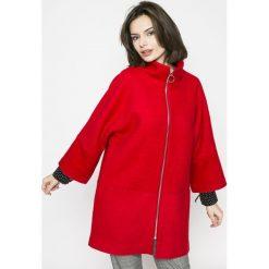 Medicine - Płaszcz Comfort Zone. Czerwone płaszcze damskie MEDICINE, z materiału. Za 179.90 zł.