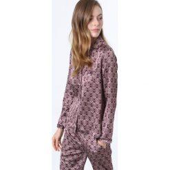 Etam - Bluzka piżamowa CHEMISE. Piżamy damskie Etam, z poliesteru. W wyprzedaży za 79.90 zł.
