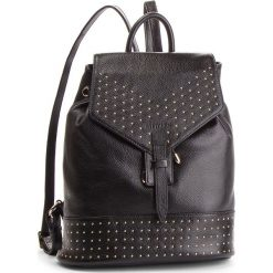 Plecak WITTCHEN - 86-4E-375-1 Czarny. Czarne plecaki damskie Wittchen, ze skóry, eleganckie. Za 729.00 zł.