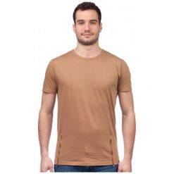 Brave Soul T-Shirt Męski Falcone Xs Brązowy. Brązowe t-shirty męskie Brave Soul. W wyprzedaży za 32.00 zł.