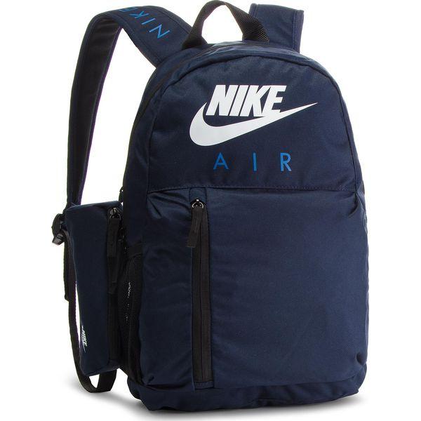 4d773a14ca612 Plecak NIKE - BA5767 453 - Niebieskie plecaki damskie marki Nike, z ...