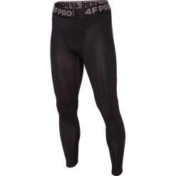 Bielizna baselayer 4FPro SPMF403 - GŁĘBOKA CZERŃ. Czarna spodnie sportowe męskie 4f. W wyprzedaży za 79.99 zł.