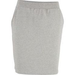 db50d28f06dd bonprix. Spódnice damskie. 44.99 zł. Spódniczka dresowa bonprix jasnoszary  melanż.