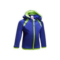 Bluza na zamek z kapturem Gym & Pilates dla maluchów. Bluzy dla dziewczynek marki KALENJI. W wyprzedaży za 29.99 zł.